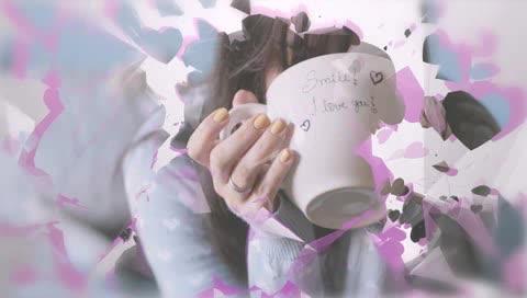 AE水晶花瓣视频婚礼片头模板