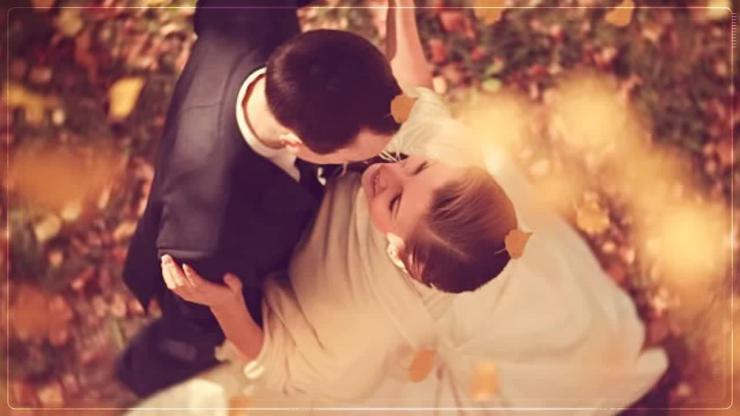AE唯美幸福感动婚礼开场模板