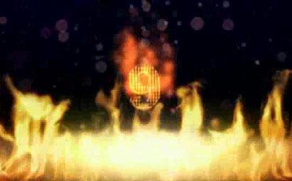 火焰开场倒计时 led舞台晚会演出倒计时