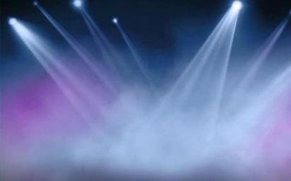 动态烟雾舞台LED灯光视频素材