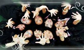 会声会影X6 炫光毕业相册(毕业季)视频模板