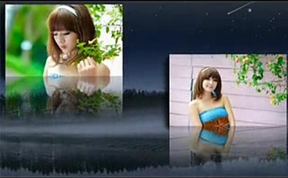 会声会影X4音乐动感婚礼电子相册视频模板