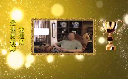 会声会影年会颁奖表彰典礼片头视频模板