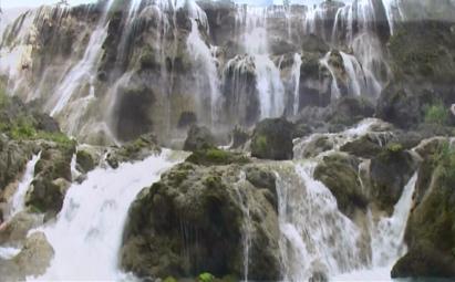 祖国河山LED晚会背景视频素材