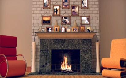 AE家庭婚礼电子相册视频模板
