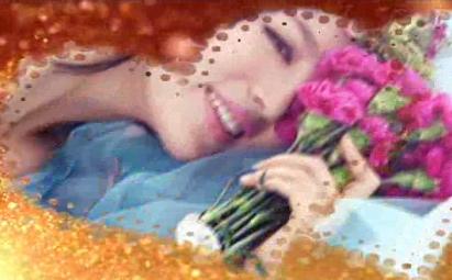 绘声绘影X5婚礼婚纱电子相册MV录像片头视频模板
