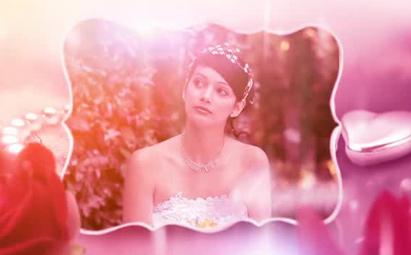 AE唯美爱情故事婚礼相册模板