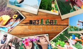 会声会影X6韩式感婚庆视频模板