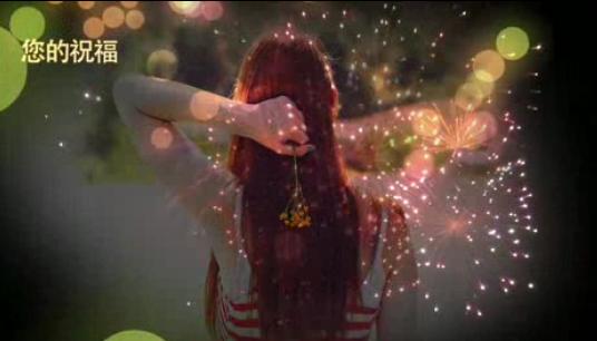 AE炫丽梦幻系婚礼电子相册视频模板