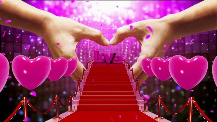 唯美婚礼婚庆爱情视频