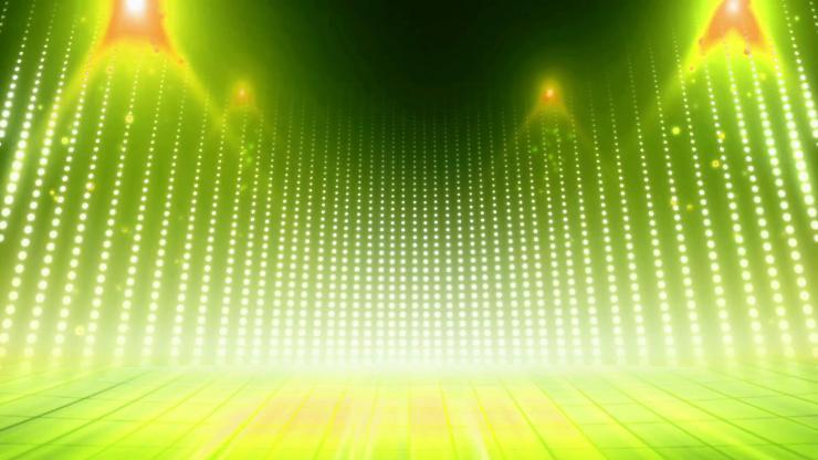 超绚丽灯光舞台视频素材