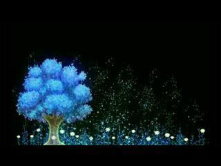 唯美许愿树成长动态视频
