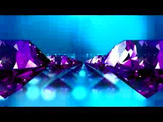 LED婚礼  钻石闪耀 背景素材