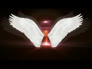 LED婚礼  隐形的翅膀  视频背景素材