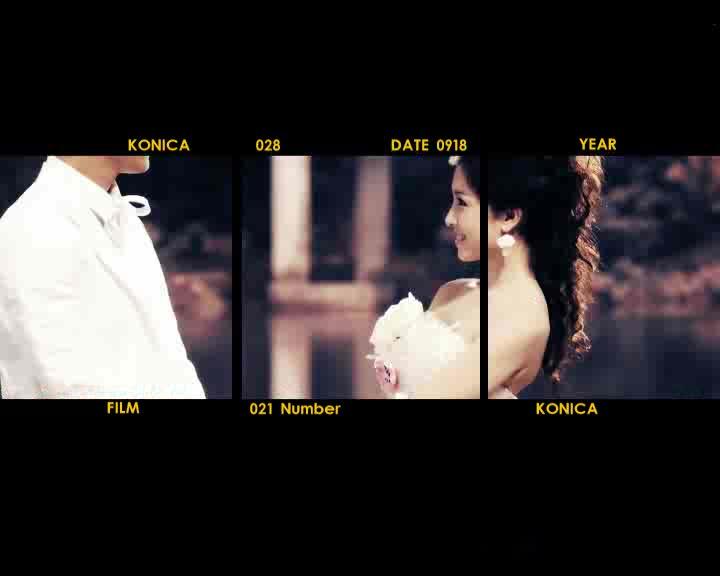 AE震撼婚礼预告片视频模板