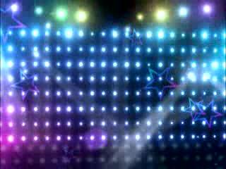 LED视频背景  五彩灯光背景 视频素材
