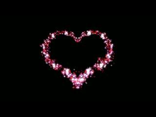 LED婚礼  唯美浪漫  爱心视频背景素材
