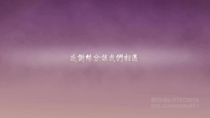 AE爱的约定婚礼片头视频模板