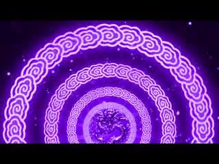 LED中国风   大气震撼龙印视频素材