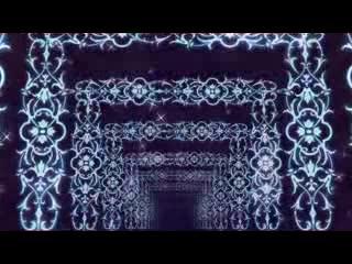 LED中国风  传统剪纸 视频素材