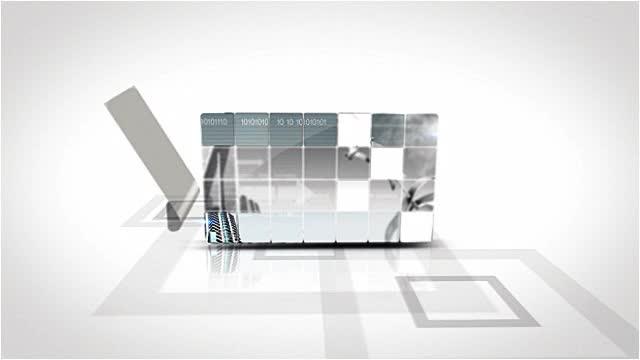 AE简洁企业商务展示视频模板