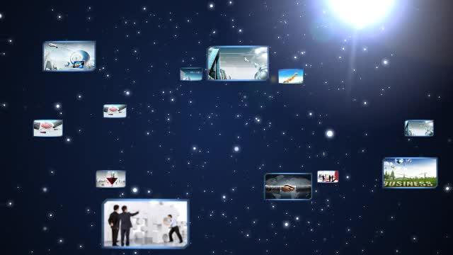 AE企业商务产品展示视频模板
