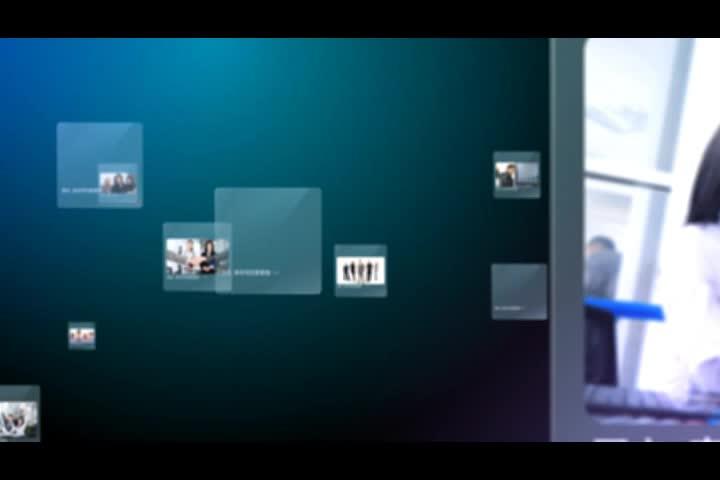 AE企业文化宣传视频模板