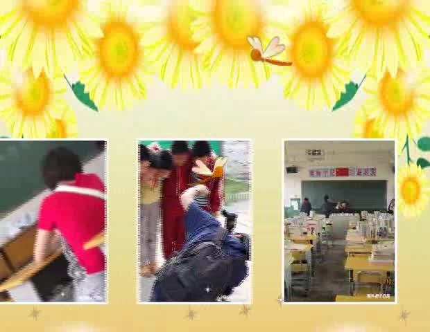 会声会影X5毕业相册纪念留恋视频模板