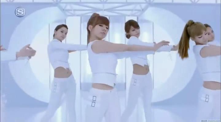动感人物舞蹈MTV