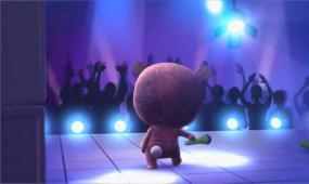 可爱卡通舞蹈视频02