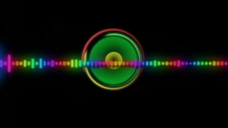 动感频谱视频素材03