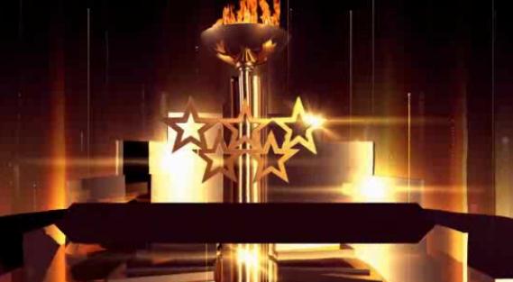 金色火焰颁奖盛典