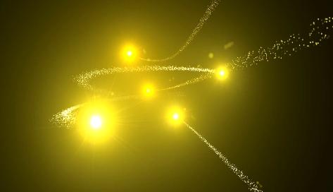 光速粒子LED舞台背景视频素材