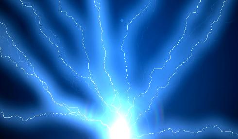 能源电击酒吧vj视频素材
