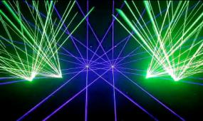 动感激光秀舞LED舞台背景视频素材