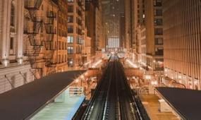 实拍人文景观 城市美景 视频素材