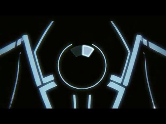 超炫的未来世界视频素材