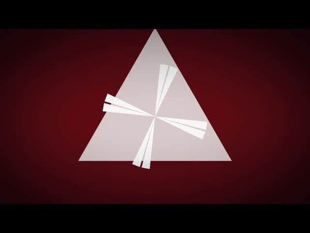 摇滚歌词酒吧VJ视频素材