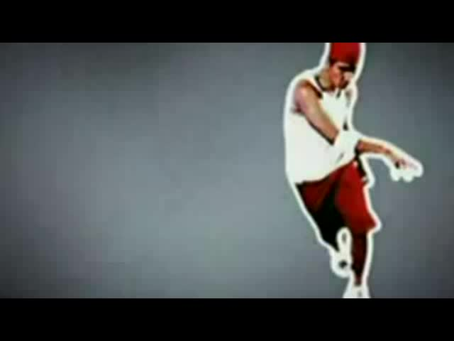 酒吧vj 极品街舞篮球时尚 视频素材