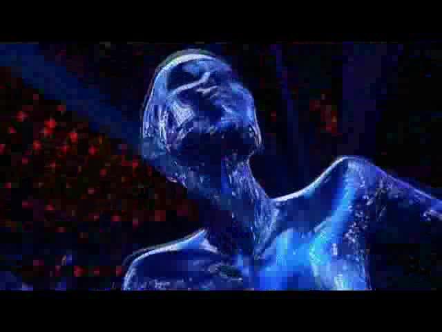 酒吧vj  3D动感热舞人物 视频素材