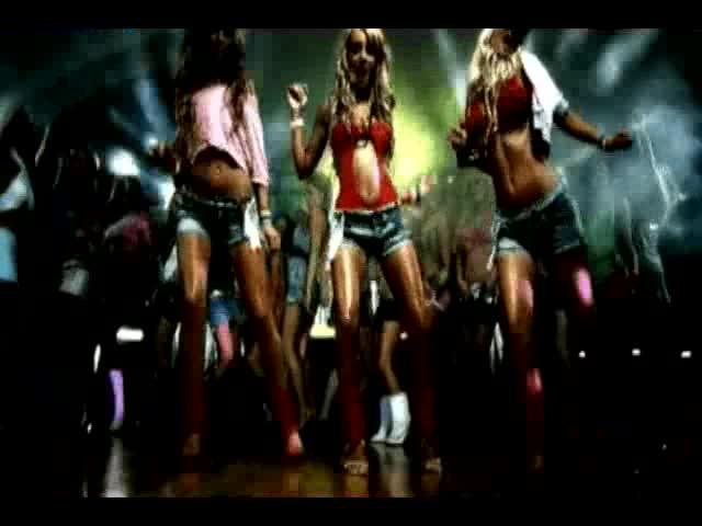 酒吧vj 夜店女孩跳舞 视频素材