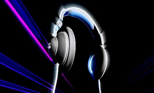 3D卡通耳机视频素材