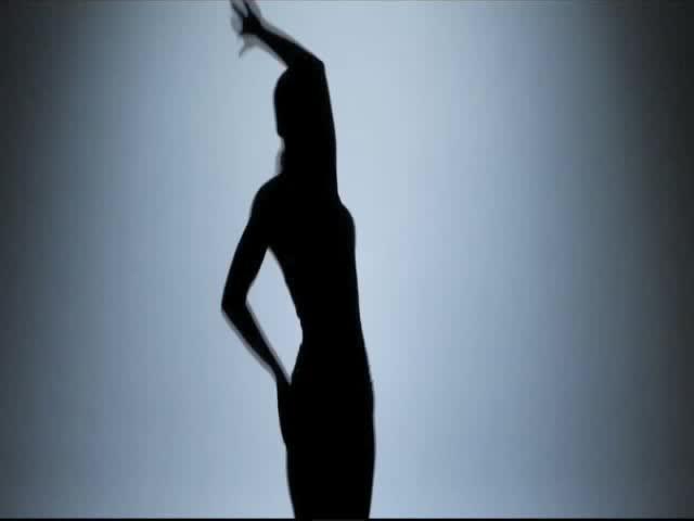 酒吧vj 性感舞动 视频素材