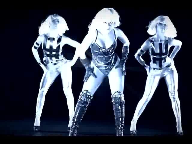 酒吧夜店性感女舞 视频素材