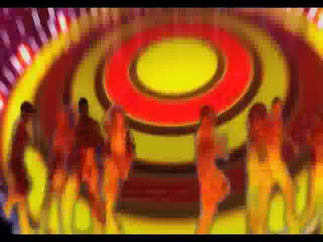 酒吧vj 动态舞台跳舞 视频素材