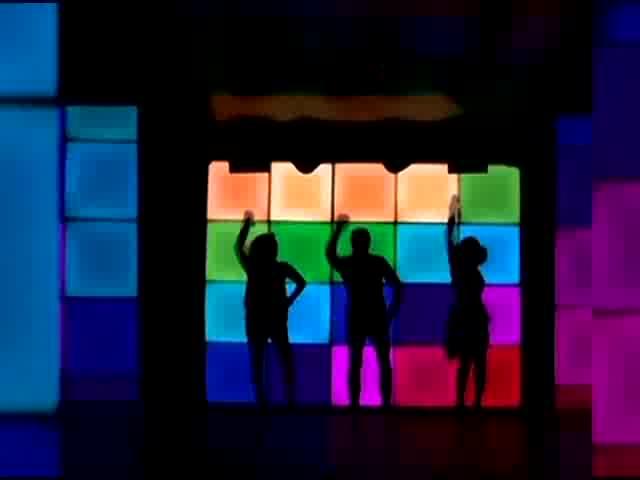酒吧vj 动感舞蹈 视频素材