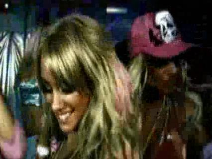 酒吧VJ 性感舞蹈 视频素材