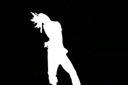 酒吧VJ 舞蹈动感女 视频素材