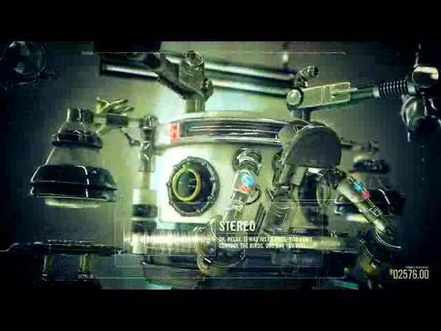3D音乐时尚节奏器械视频素材