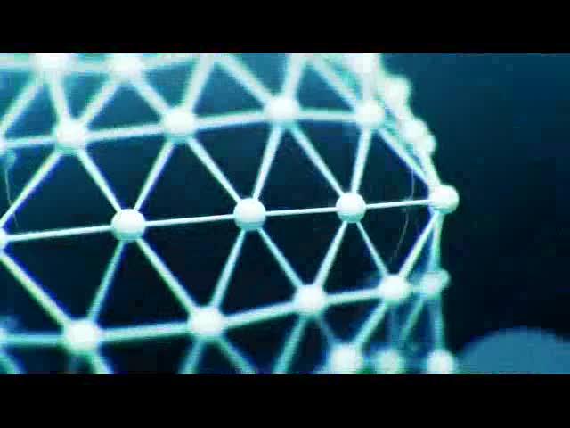 3D动感球形视频素材